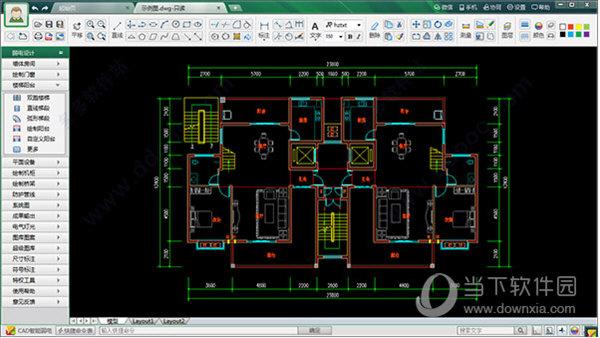 CAD智能弱電破解版 V2018 免費版 下載_當下軟件園_軟件下載