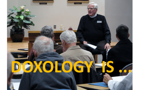 doxology-is
