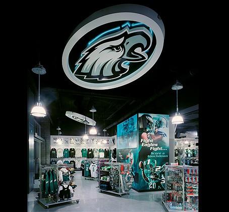 philadelphia eagles shop # 10