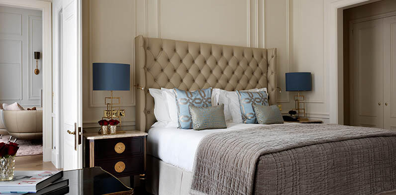Luxury Suites In South Kensington The Kensington Hotel