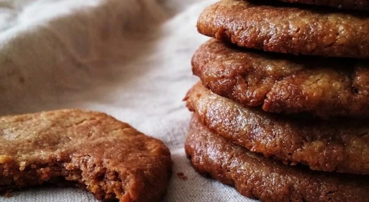Halvah Cookies