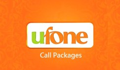 Ufone Call Packages Hourly Daily Weekly Monthly