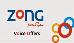 Zong voice offers
