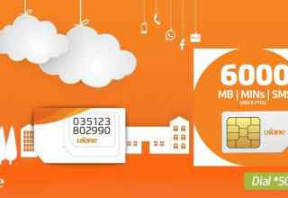 Ufone Sim Lagao Offer - Free Minutes, SMS, Internet