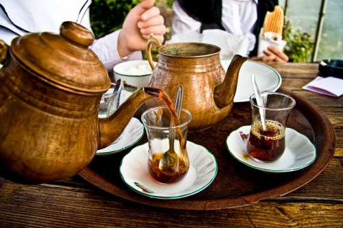 About Turkish Tea