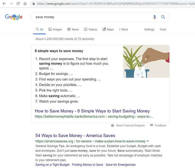 Searching Google for Silos