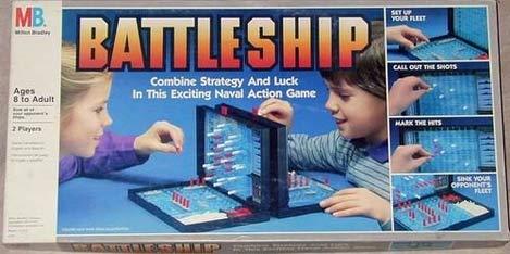 Battleships Do You Remember