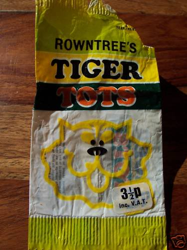 Tiger Tots Do You Remember