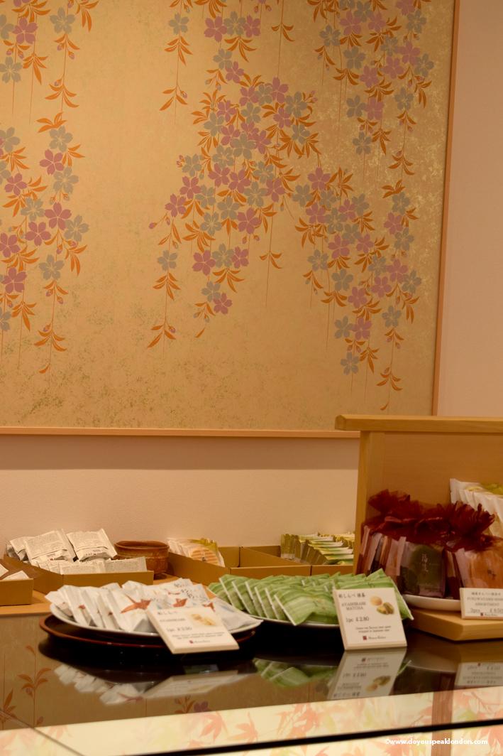 Minamoto Kitchoan Doyouspeaklondon blog