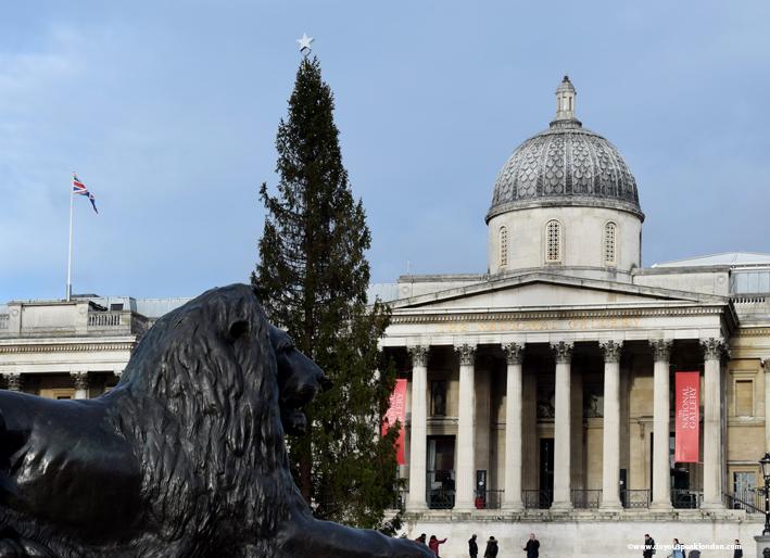 Trafalgar Square London Lifestyle Blog Doyouspeaklondon
