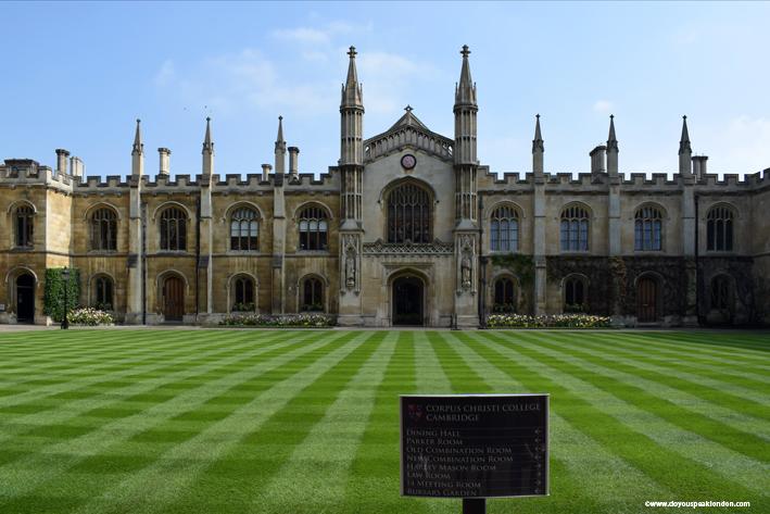 Cambridge Doyouspeaklondon Lifestyle London Blog