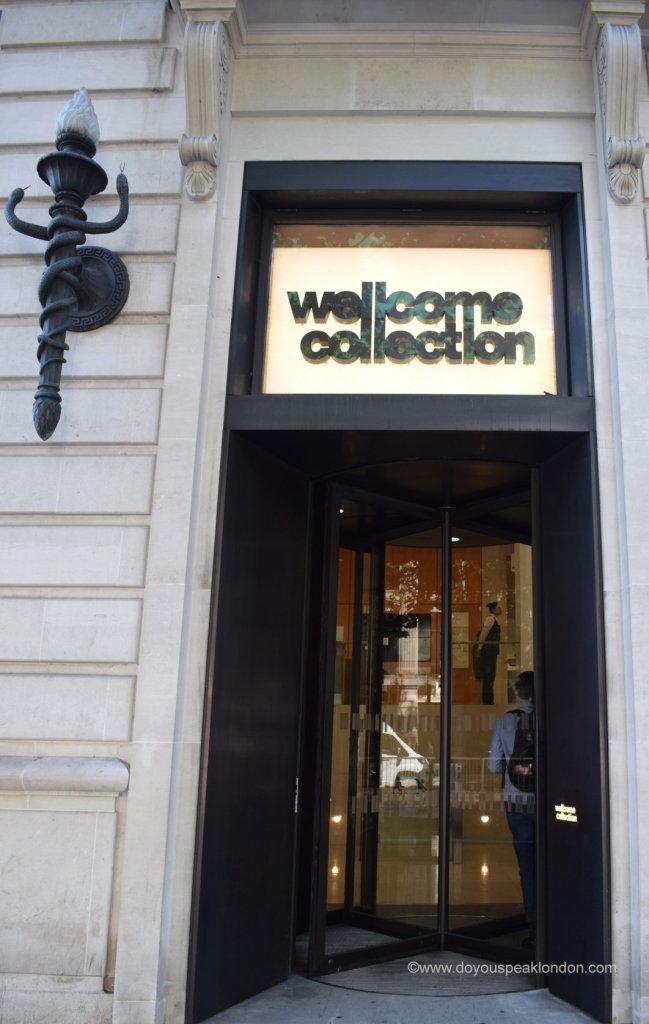 Wellcome Collection Doyouspeaklondon Lifestyle London Blog