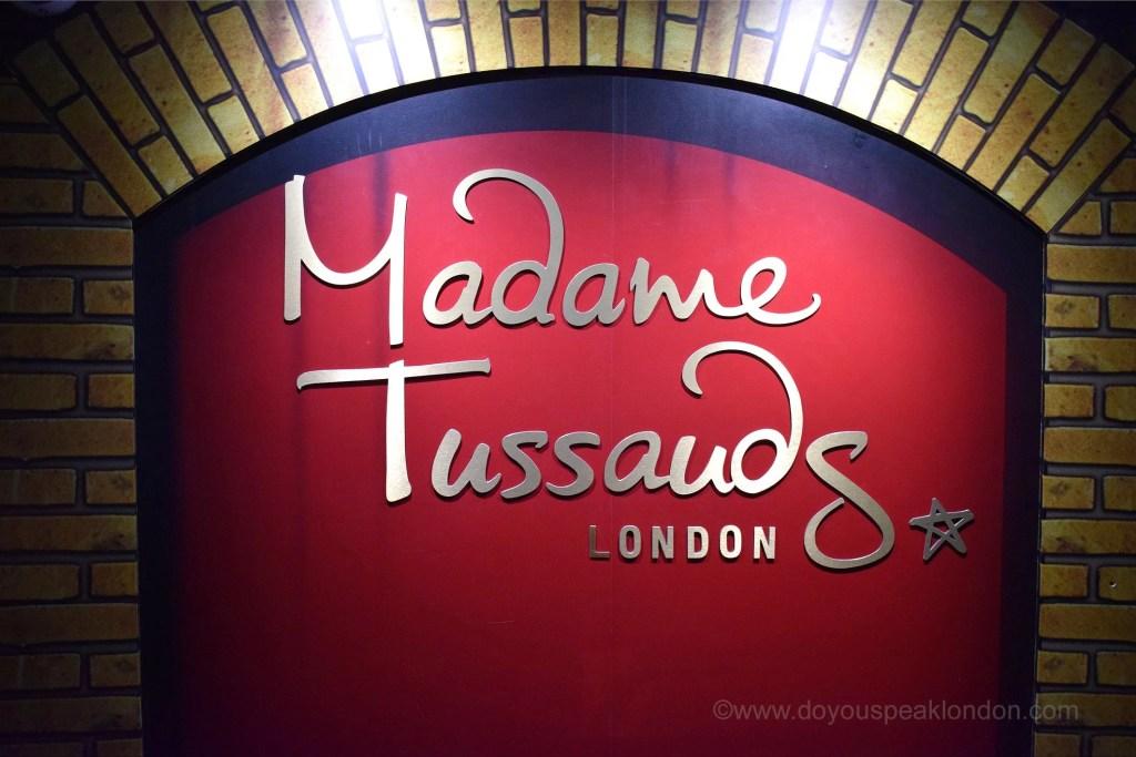 Madame Tussauds Doyouspeaklondon Lifestyle London Blog