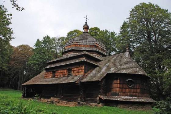 Cerkiew w Ulczu