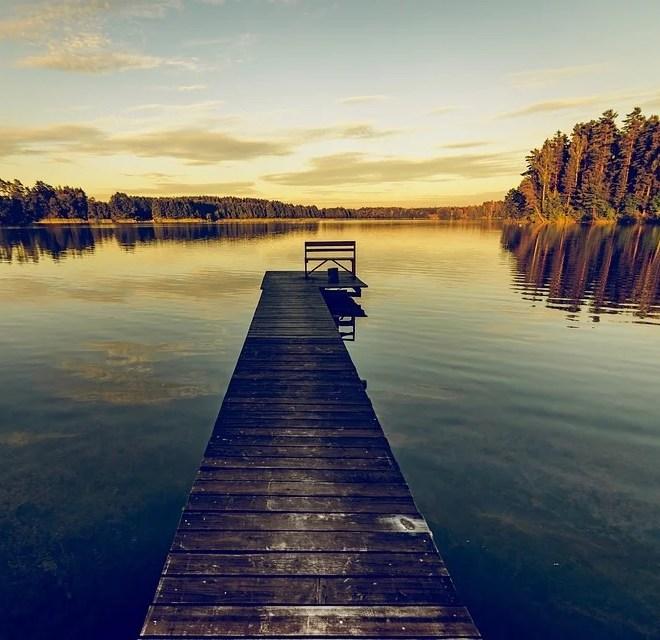 mazury jeziora