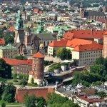 kraków i Wawel