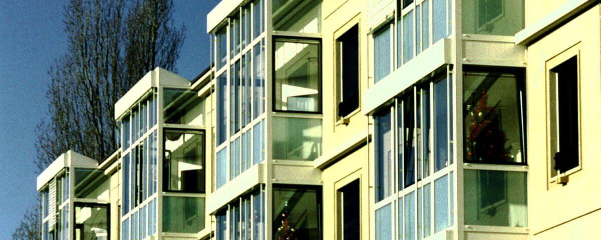 Immeuble de 16 appartements CHBire  dparchitectesch