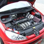 Peugeot 206 Rc Turbo Gt3076r