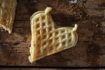 Norwegian Waffles with Aniseed