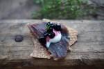 Aquavit-Cured Venison with Pickled Bilberries (Gravet hjort med sylteblåbær)