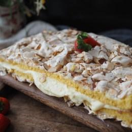 Kvæfjordkake: The World's Best Cake (Verdens Beste)