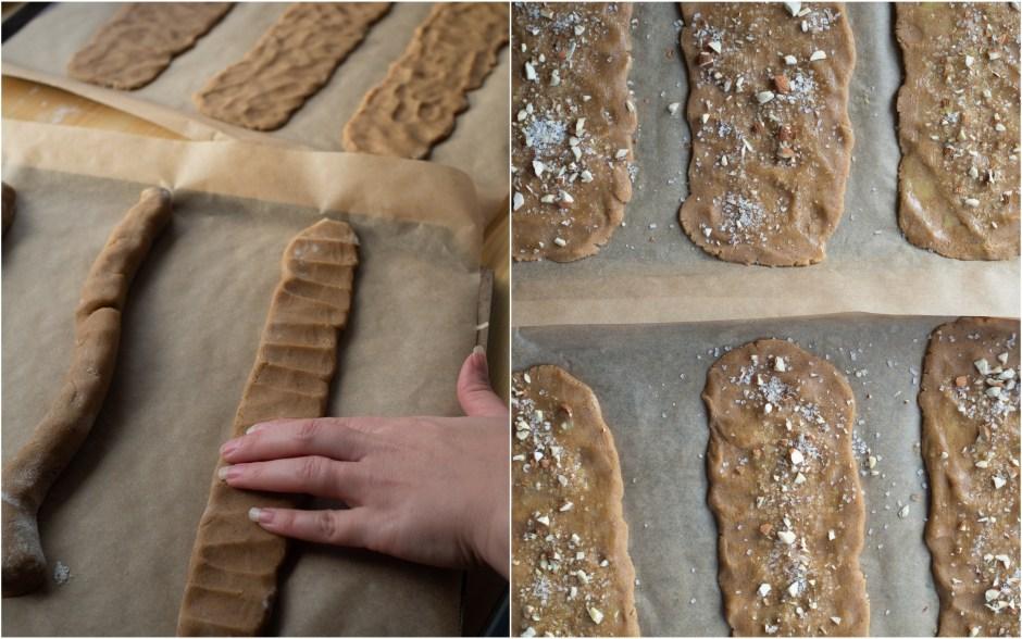 Brune Pinner (Norwegian Christmas Cookies)