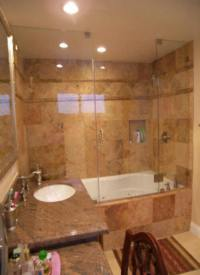Budget Bathroom Remodel/Shower - We do it all!! (Low Cost ...