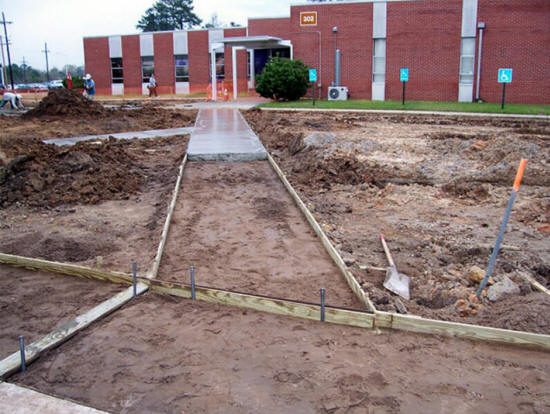 Local Concrete Contractors Driveway Repair