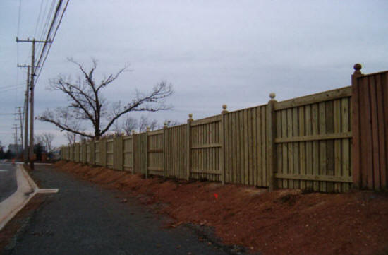 Concord NC YardPoolPrivacy Fence 2018 We do it all  Contractors Yard Fencing Around Pool