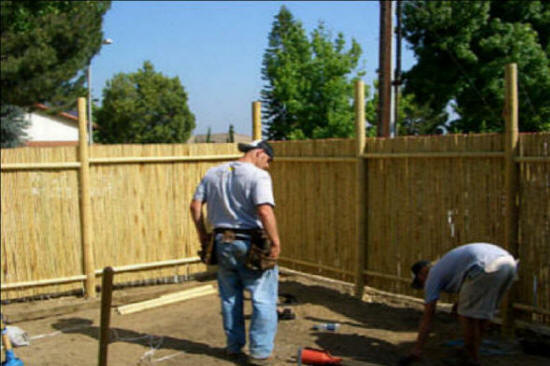 Charlotte Yard Fencing Repair Charlotte BackFront Yard Fence Contractors