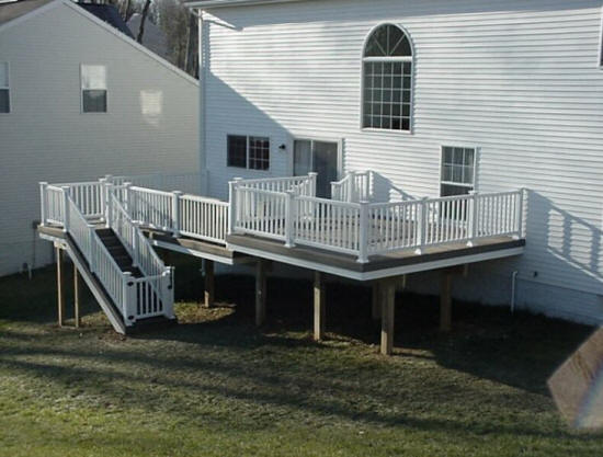 LocalNear Me Porch StepsRailing BuildRepair  We do it