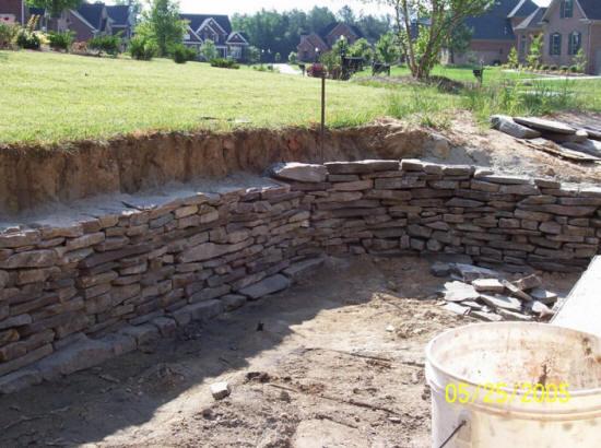 Rock HillFort Mill SC Retaining Walls 2019 InstallRepair