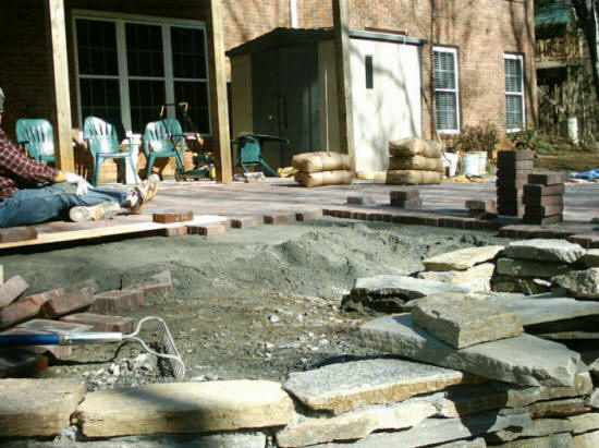 Irmo SC Covered Patio Builders We Do It All Paver
