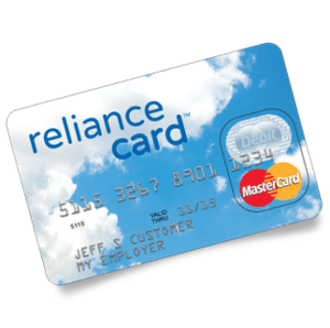 RelianceCard Patents