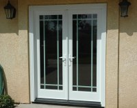 French Doors page
