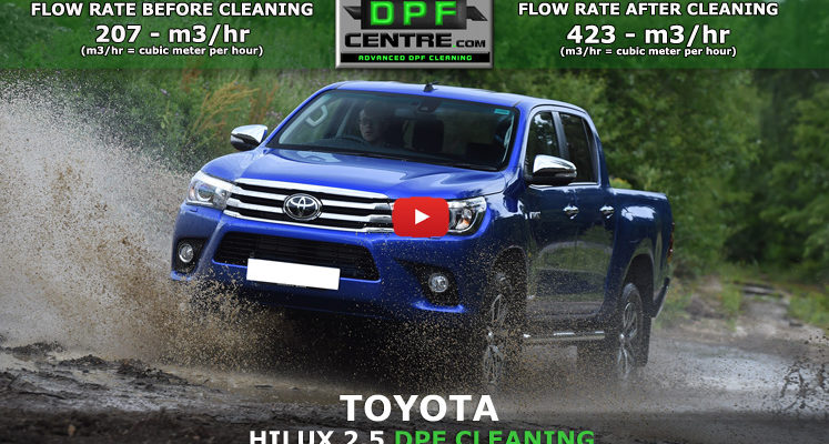 Toyota Hilux Dpf Problems Archives - Quantum - DPF Cleaning