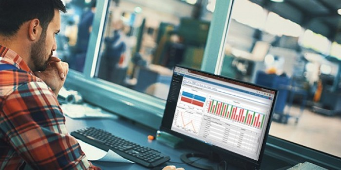 Dploy Solutions operations management software - Business dashboards