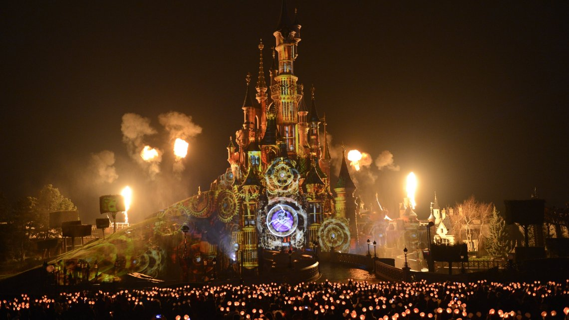 Five reasons a trip to Disneyland Paris this autumn is essential!