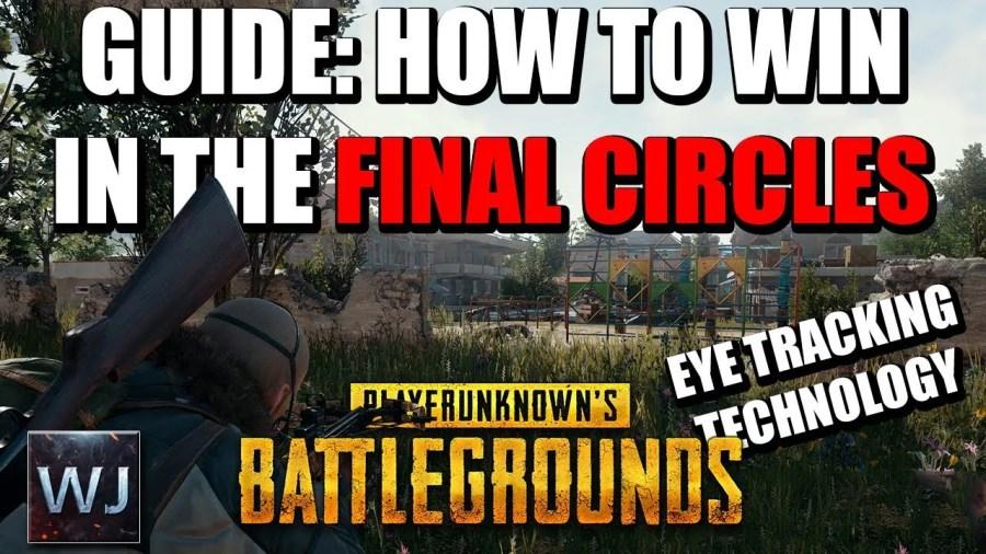 【PUBG】最後のサークルまで勝ち残る方法とは?「ゲーム終盤の立ち回り」を分かりやすく解説