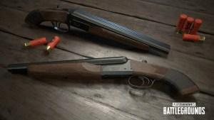 【PUBG】新武器「Sawed-Off」の画像が公開,新マップ砂漠の全域で入手可能