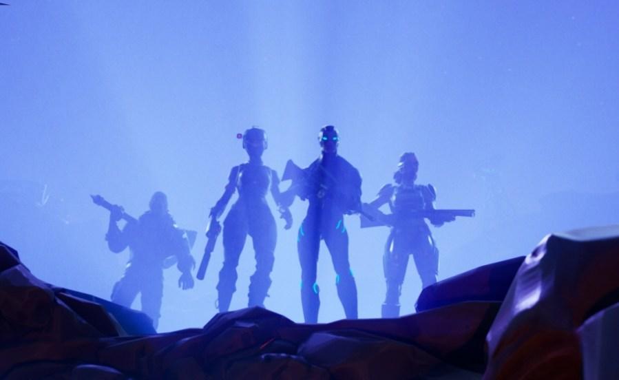 『フォートナイト バトルロイヤル』シーズン4開幕。彗星によりマップが一変、ヘッドショットダメージが優先など