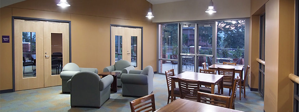 Young Harris College Enotah Residence Hall DPR Construction