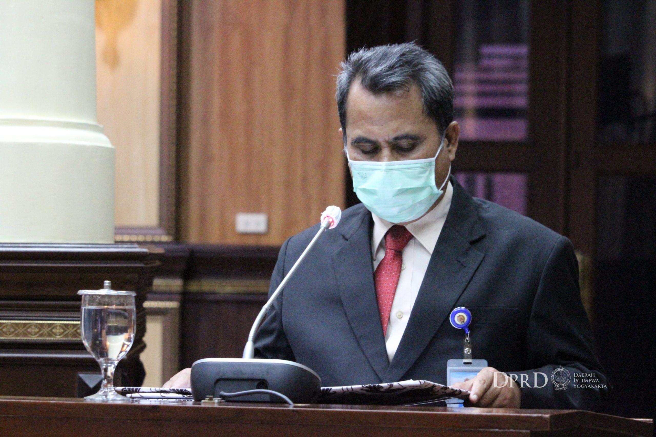 Penandatanganan Naskah Kesepakatan KUPA-PPAS APBD DIY TA 2021 oleh Gubernur DIY dan DPRD DIY (11)