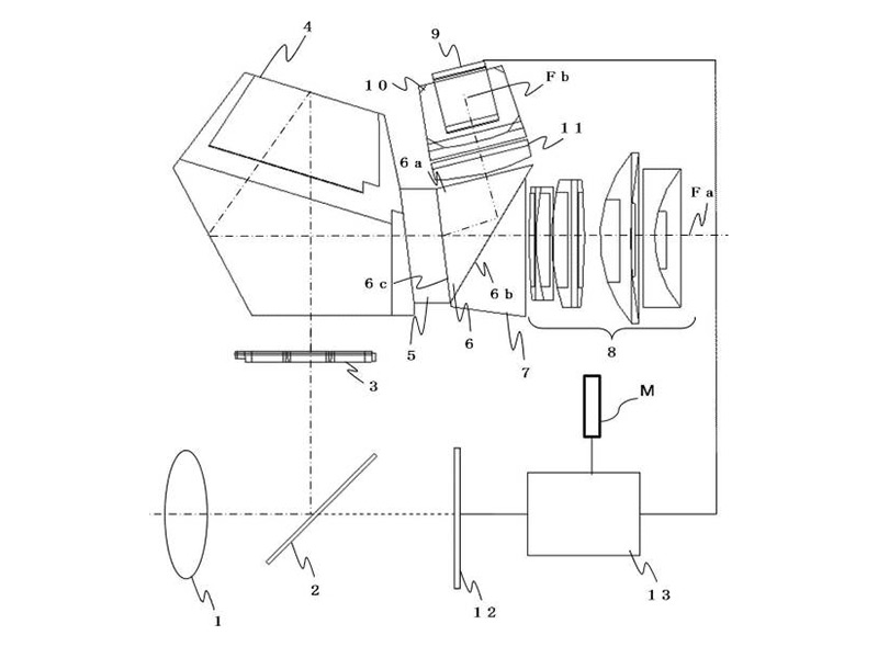 Best of both worlds? Canon patent for DSLR hybrid