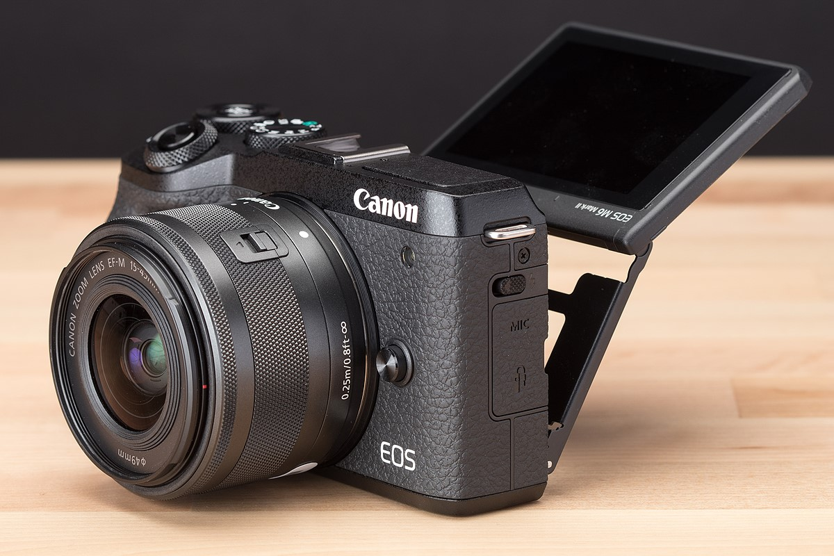 Canon's EOS M6 Mark II finally gets a 24p video mode via new firmware update: Digital Photography Review