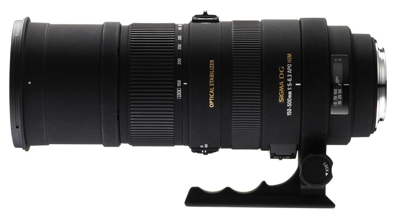 Sigma APO 150-500mm f/5-6.3 DG OS HSM: Digital Photography ...