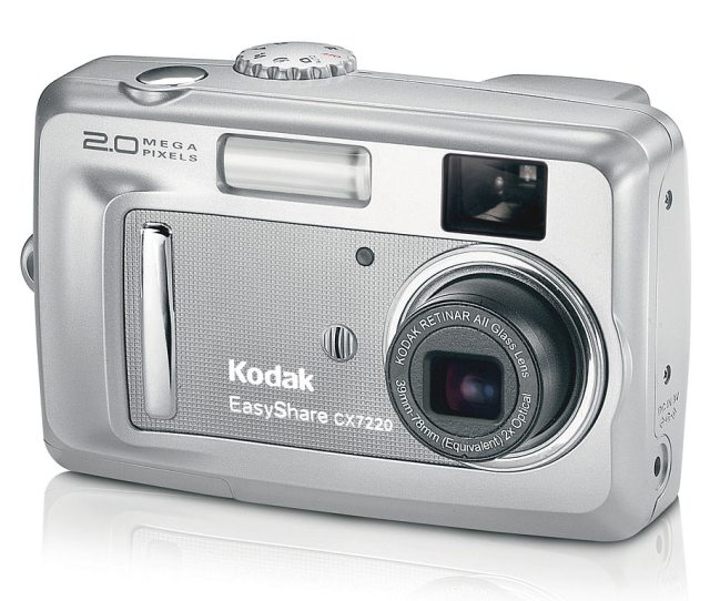 New Kodak Easyshare Cx7430 Cx7300 And Cx7220 Digital Cameras Simplify Picture Taking Sharing And Printing