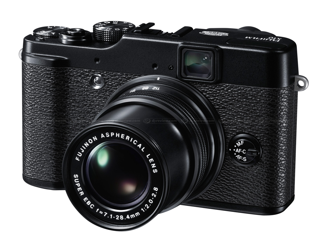 Fujifilm Announces X10 High End Enthusiast Compact