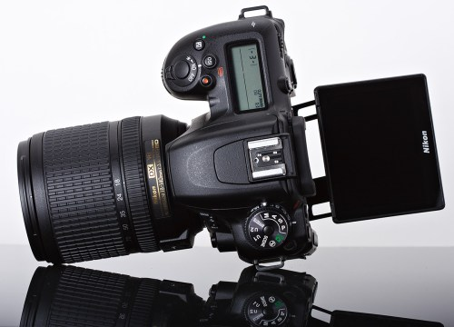 small resolution of the nikon d7500 is a midrange aps c dslr that both sits below and borrows a lot from nikon s aps c flagship d500 including its 20 9mp sensor