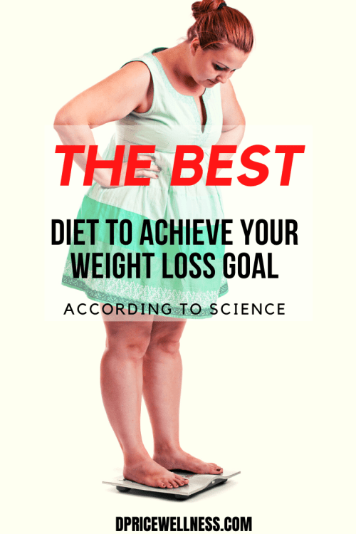 The Best Diet To Achieve Your Weight Loss Goal According To Science Dpricewellness